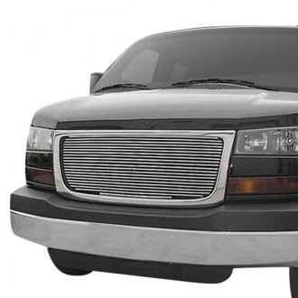 Carriage Works® - Brushed Billet Main Grille