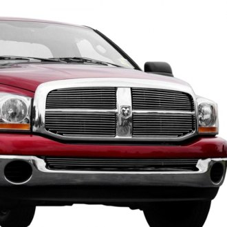 Carriage Works® - Brushed Billet Grille