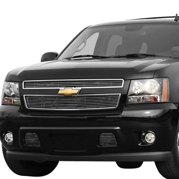 carriage works chevy tahoe ls lt ltz 2009 brushed. Black Bedroom Furniture Sets. Home Design Ideas
