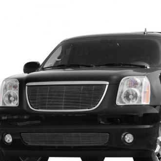 Carriage Works® - Brushed Billet Bumper Grille