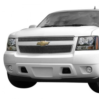 Carriage Works® - Brushed Vertical Billet Main Grille