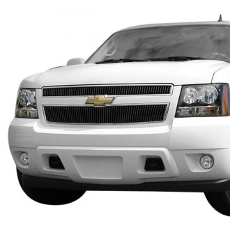 Carriage Works® - Black Vertical Billet Main Grille