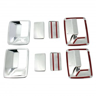 Carrichs® - Chrome Door Handle Covers