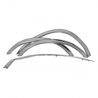 Carrichs® - Stainless Steel True Fender Trim