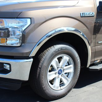 Carrichs® - Stainless Steel X-Fender Flares