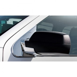 Carrichs® - Polished Chrome Mirror Base Covers