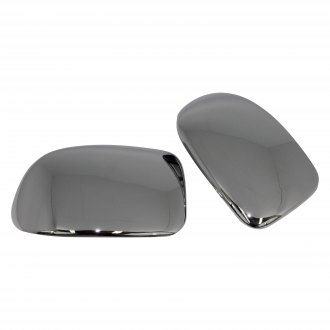 Carrichs® - Chrome Middle Mirror Covers