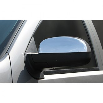 Carrichs® - Chrome Top Half Mirror Covers