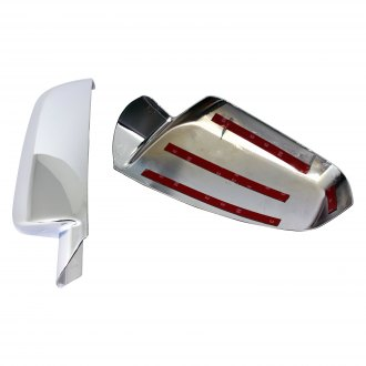Carrichs® - Chrome Mirror Covers