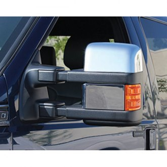 Carrichs® - Chrome Towing Mirror Covers