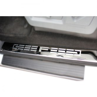 Carrichs® - Polished Stainless Steel Sill Plate Covers