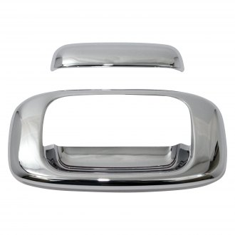 Carrichs® - Chrome Tailgate Handle Cover