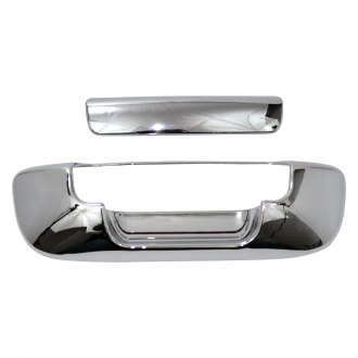 Carrichs® - Chrome Tailgate Handle Covers