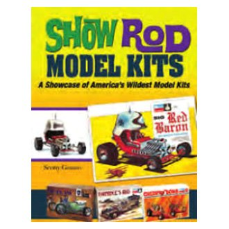 CarTech® - Show Rod Model Kits: A Showcase of America's Wildest Model Kits