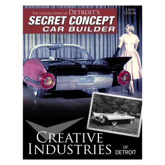 CarTech® - Creative Industries of Detroit: The Untold Story of Detroit's Secret Concept Car Builder
