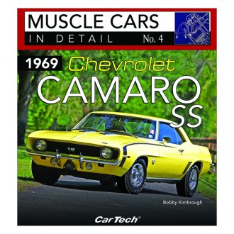 CarTech® - 1969 Chevrolet Camaro SS: Muscle Cars In Detail No. 4