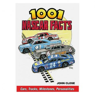 CarTech® - 1001 NASCAR Facts: Cars, Tracks, Milestones and Personalities