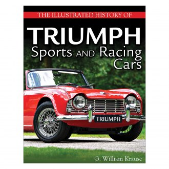 CarTech® - Illustrated History of Triumph Sports and Racing Cars