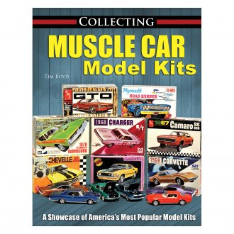 CarTech® - Collecting Muscle Car Model Kits