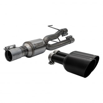 Carven Exhaust® - Competitor Series Stainless Steel Axle-Back Exhaust System with Single Rear Exit