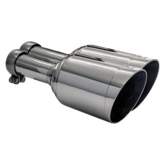 Carven Exhaust® - Stainless Steel Polished Exhaust Tips