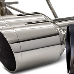 Carven Exhaust® - Truck Exhaust Tip Set Polished Stainless