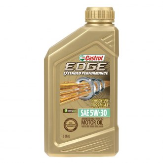Castrol® - EDGE Motor Oil with Titanium Fluid Strength Technology