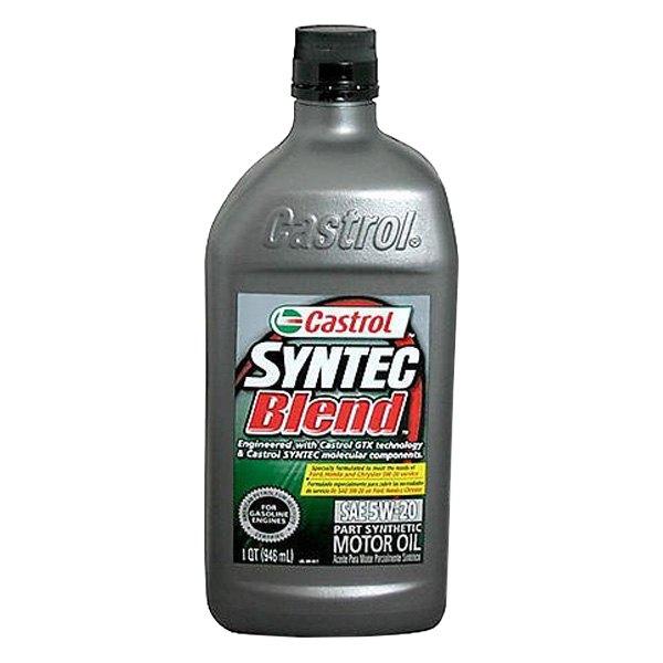Sae motor oil for Castrol gtx magnatec 5w 30 synthetic blend motor oil