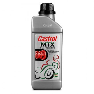 Castrol® - MTX SAE 80W Synthetic Transmission Fluid 1.05 Quart