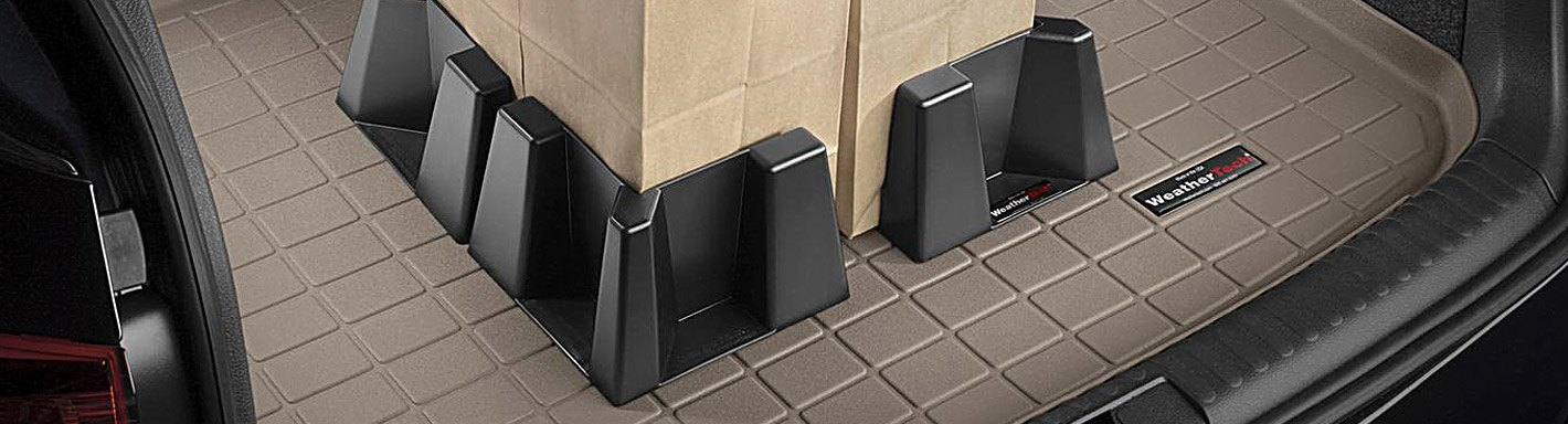 Coverking Custom Fit Front and Rear Floor Mats for Select Mercury Grand Marquis Models Nylon Carpet Black CFMBX1MR9218