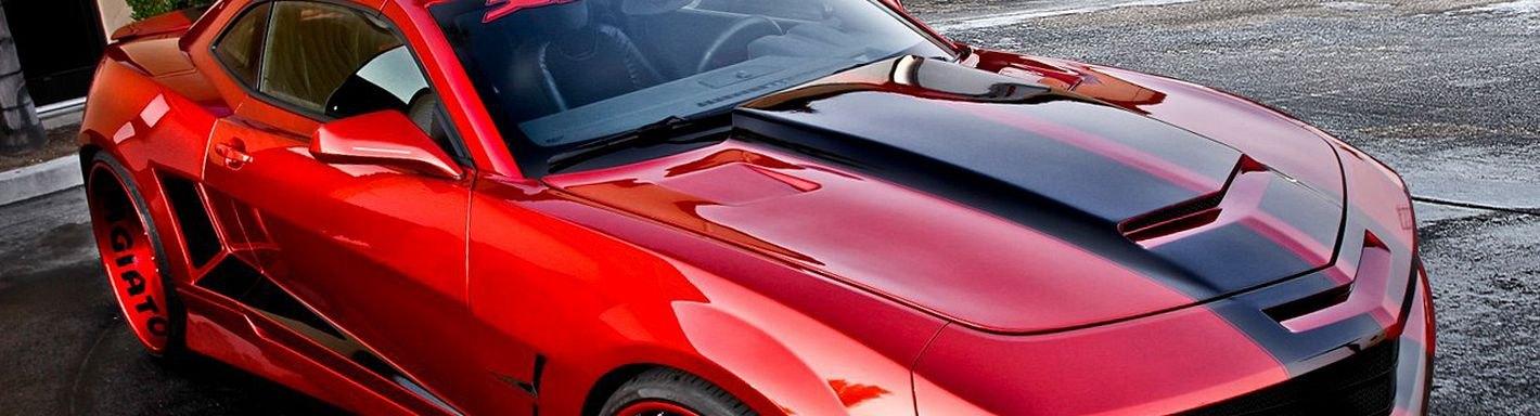 Chevy Camaro Custom Hoods Carbon Fiber Fiberglass Carid Com