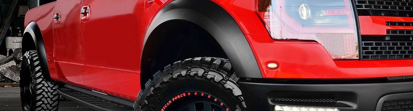 Subaru Fender Flares Oe Rivet Wide Bolt On Styles Carid Com