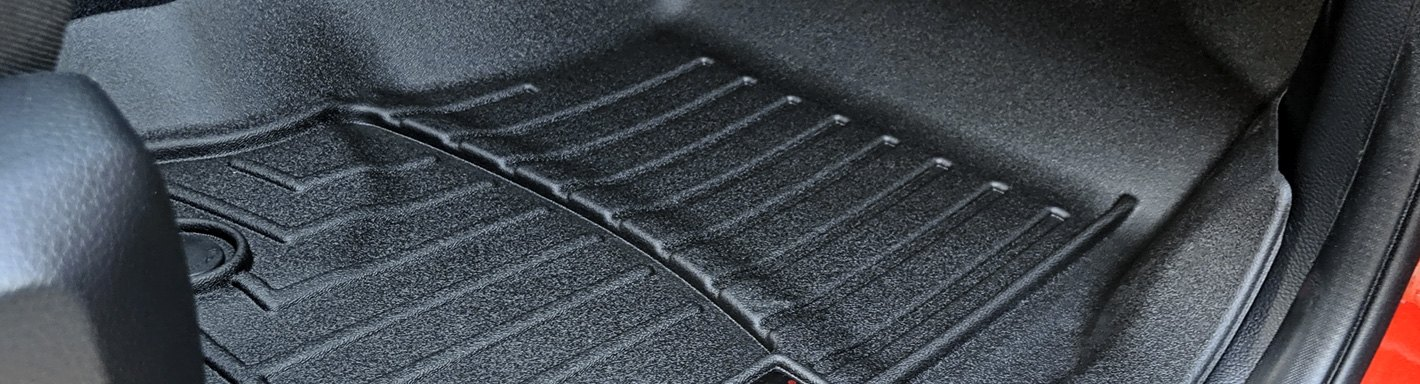 Ford F 250 Floor Mats Carpet All Weather Custom Logo Carid Com