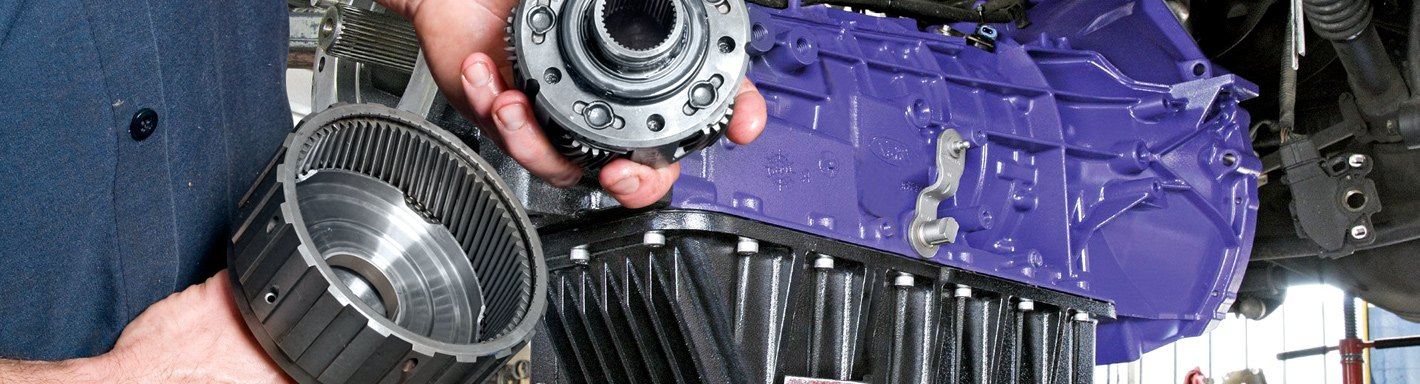 Buick Performance Transmission Parts