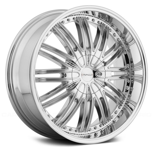 CAVALLO® - CLV-7 Chrome