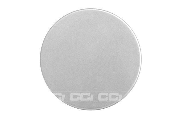 CCI� - Silver Wheel Center Caps