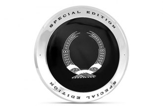 CCI® - Chrome Wheel Center Cap