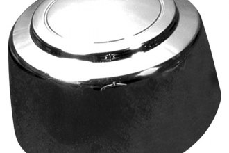 CCI® IWCC3140R - Rear Chrome Wheel Center Caps