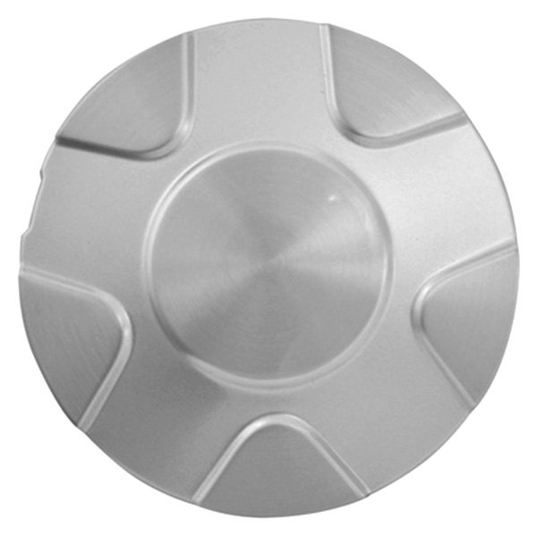 CCI® - Brushed Face Wheel Center Caps