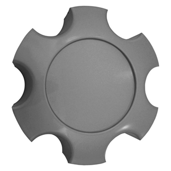 CCI® - Silver Wheel Center Caps