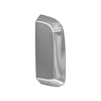 CCI® - Chrome Door Handle Covers Without Key Hole