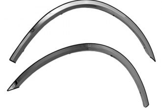 CCI® - Short Chrome Fender Trim