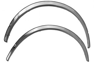 CCI® - Long Chrome Fender Trim
