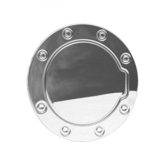 CCI® - Chrome Gas Cap Cover