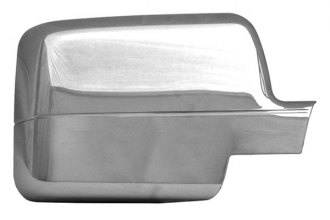 CCI® CCIMC67301 - Chrome Mirror Covers