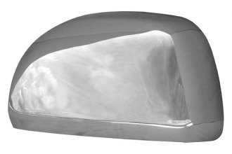 CCI® - Chrome Mirror Covers without Turn Signal