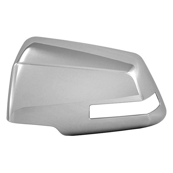 CCI® - Chrome Mirror Covers With and without Turn Signals