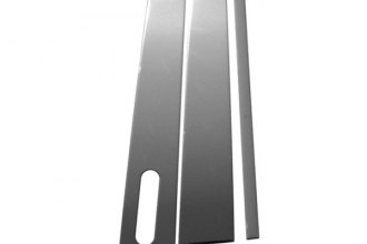 CCI® - Chrome Pillar Post Trim with Key Pad