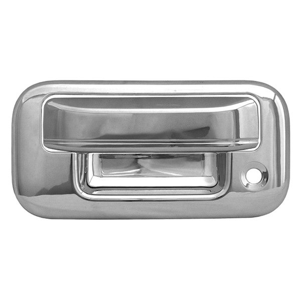 CCI® - Standard Chrome Tailgate Handle Cover Without Camera