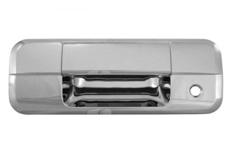 CCI® - Top Standard Chrome Tailgate Handle Cover without Camera
